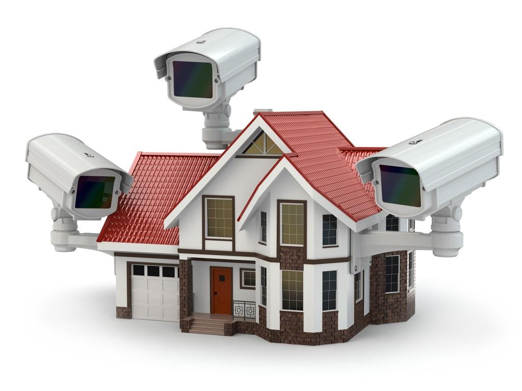 best home security cameras for seniors in 2019. Black Bedroom Furniture Sets. Home Design Ideas